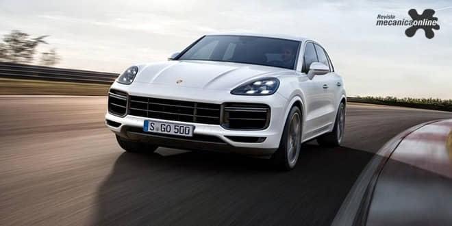Ainda mais 911 em um SUV: o novo Porsche Cayenne Turbo