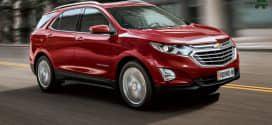 Chevrolet Equinox será lançado em outubro por R$ 149.900