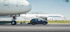 Mecânica em Dias | Carro esportivo reboca um Airbus A380 – a maior aeronave comercial do mundo