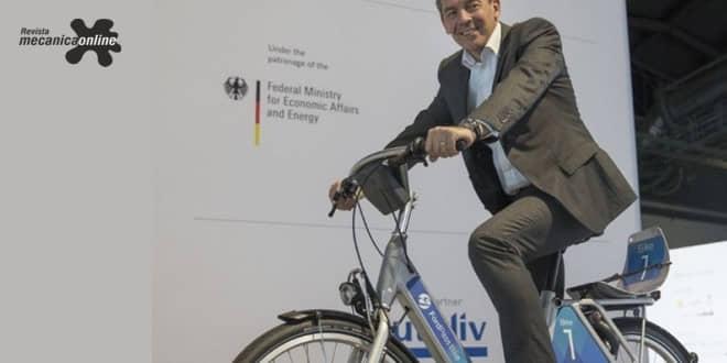 Ford anuncia o lançamento de serviço de compartilhamento de bicicletas na Alemanha
