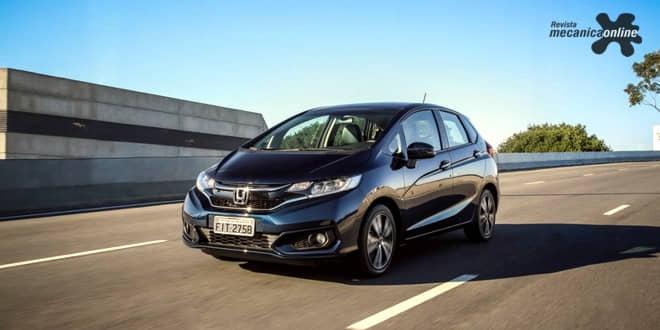 Honda Fit 2018 fica mais completo e ganha novo visual