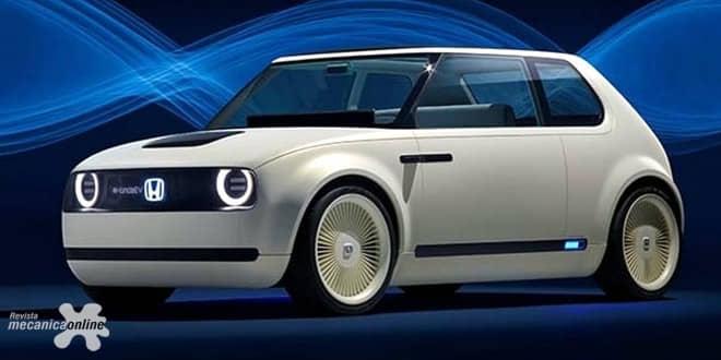 Honda revela o Conceito Urban EV