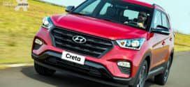 Hyundai Creta é líder de vendas de SUVs compactos em novembro