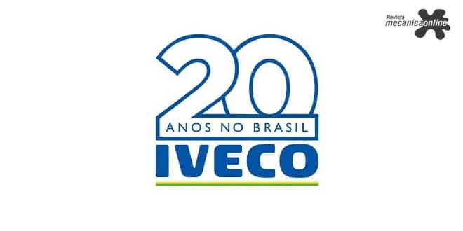 IVECO completa 20 anos no Brasil carregada de novidades