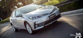 Toyota Corolla se consolida como o sedã mais seguro comercializado na América Latina em teste do Latin NCAP