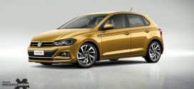 Volkswagen Novo Polo já alcança 1.000 intenções de compra em pouco mais de uma semana de pré-venda