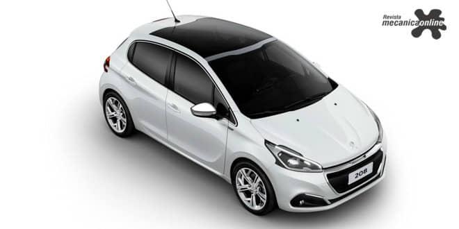 Peugeot 208 URBANTECH: série especial limitada ganha nova caixa automática de seis velocidades