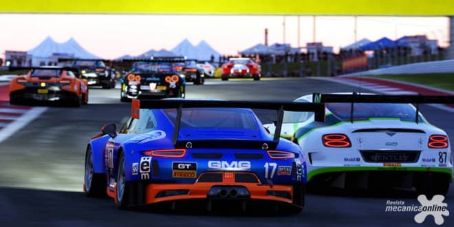 Pirelli participa do desenvolvimento de Project Cars 2