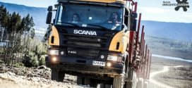 Scania amplia market share no Chile