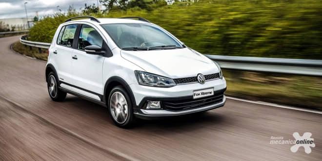Volkswagen Fox Connect e Fox Xtreme chegam ao mercado com excelente relação custo-benefício