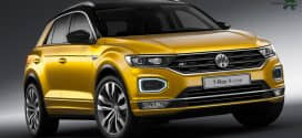 """T-Roc é """"o"""" crossover da Volkswagen – Gama futura de SUVs terá também o T-Cross e o Novo Touareg"""