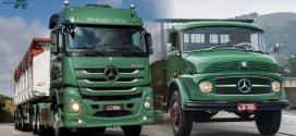 Mercedes-Benz homenageia histórias de sucesso
