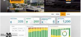 Continental exibe plataforma digital de monitoramento de pneus ContiConnect™ na Fenatran 2017