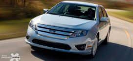 Ford divulga informações técnicas do Fusion 2011 e 2012 para consulta no site Reparador Motorcraft