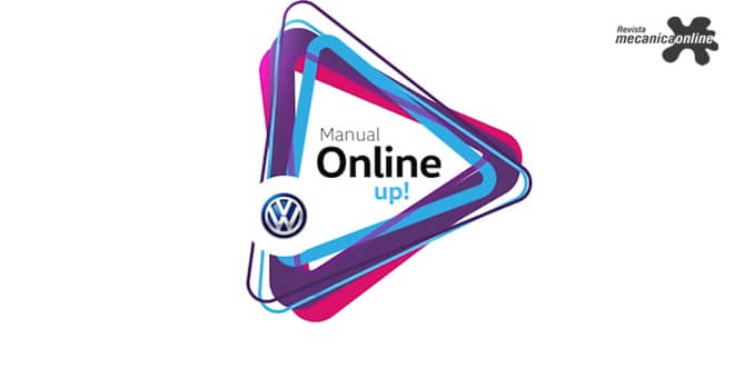 Volkswagen lança Manual Online do up! nas redes sociais