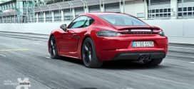 Design e esportividade sob medida – os novos modelos Porsche 718 GTS