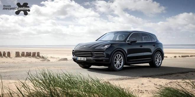 Apresentada a terceira geração do Porsche Cayenne