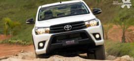 Rali de regularidade Toyota Hilux Expedition retorna com aventura e desafios em trilhas fora de estrada