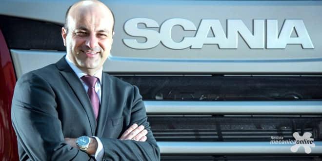 Scania Brasil e Consórcio Scania apresentam novos diretores