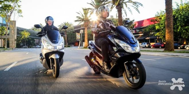 PCX atinge recorde de emplacamentos no segmento de scooters