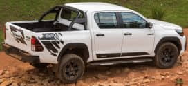 Hilux 2018 ganha versão Challenge que substitui a SR diesel