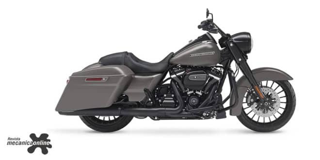Harley-Davidson do Brasil traz para o mercado nacional novos modelos touring 2018