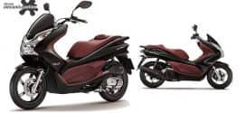 Honda apresenta mais uma versão para o scooter PCX 150
