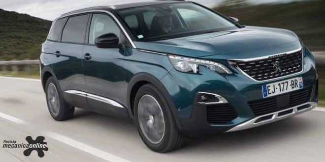 Novo SUV PEUGEOT 5008 chega em 2018