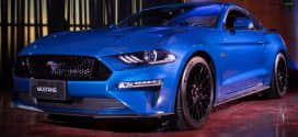 Ford confirma o Mustang no Brasil em 2018