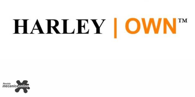Harley-Davidson do Brasil lança plano de compra Harley OWN