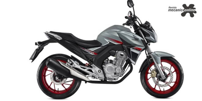 Honda CB Twister 2018: Maior valor de revenda e confiabilidade