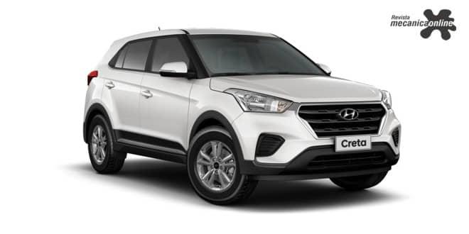 Hyundai retoma vendas da versão Creta para Pessoas com Deficiência (PcD)