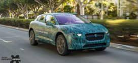 Jaguar I-PACE completa fase de testes em Los Angeles antes de seu lançamento global