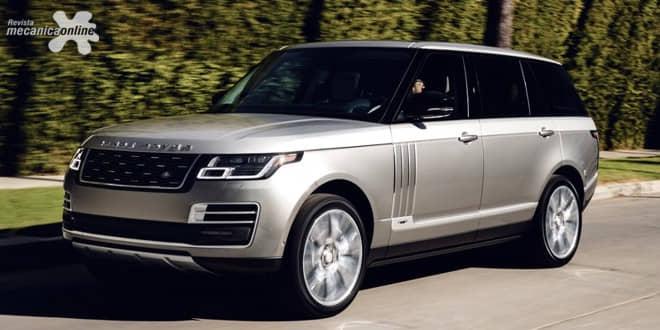 Land Rover acaba de apresentar o novo Range Rover SVAutobiography, seu modelo mais luxuoso