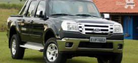 Ford publica informações técnicas da Ranger 2009 a 2011