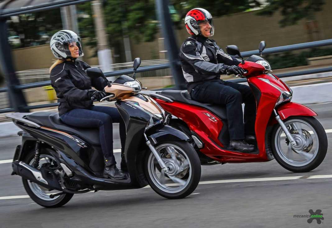 scooter honda sh 150i ganha nova vers o dlx com design. Black Bedroom Furniture Sets. Home Design Ideas