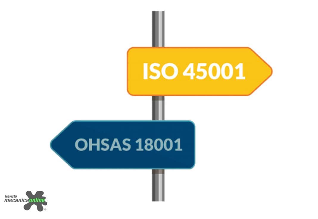 Resultado de imagem para Publicada a norma ISO 45001:2018, que trata da gestão de segurança e saúde ocupacional