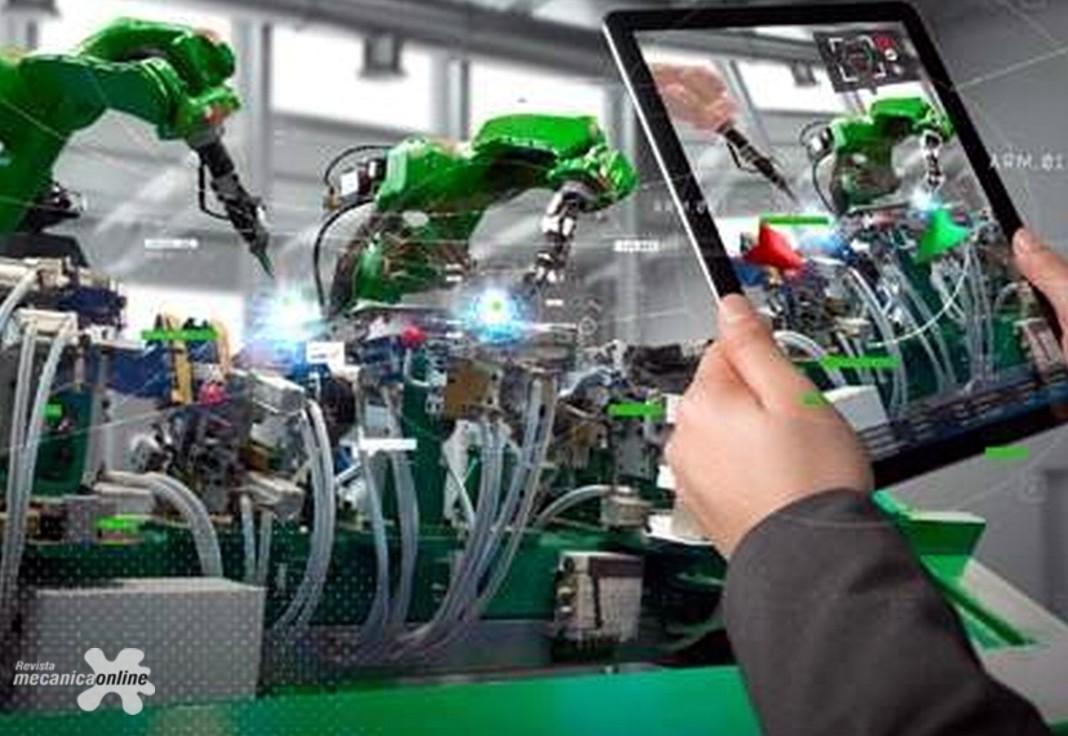 ca88e68af Onde, por que e como a Realidade Aumentada é utilizada no setor industrial  mundial