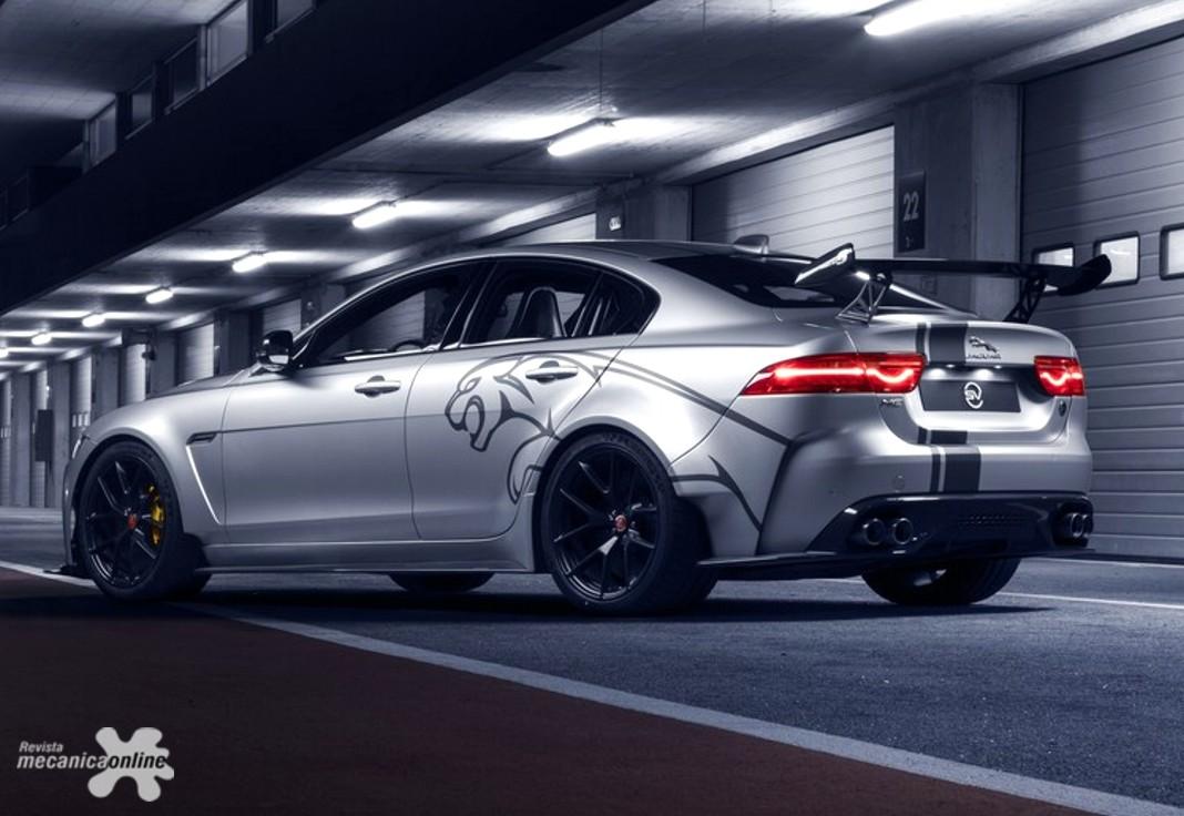 Jaguar Xe Sv Project 8 O Mais Potente Seda Ja Produzido Pela Jaguar Mecanica Online 20 Anos Mecanica Do Jeito Que Voce Entende