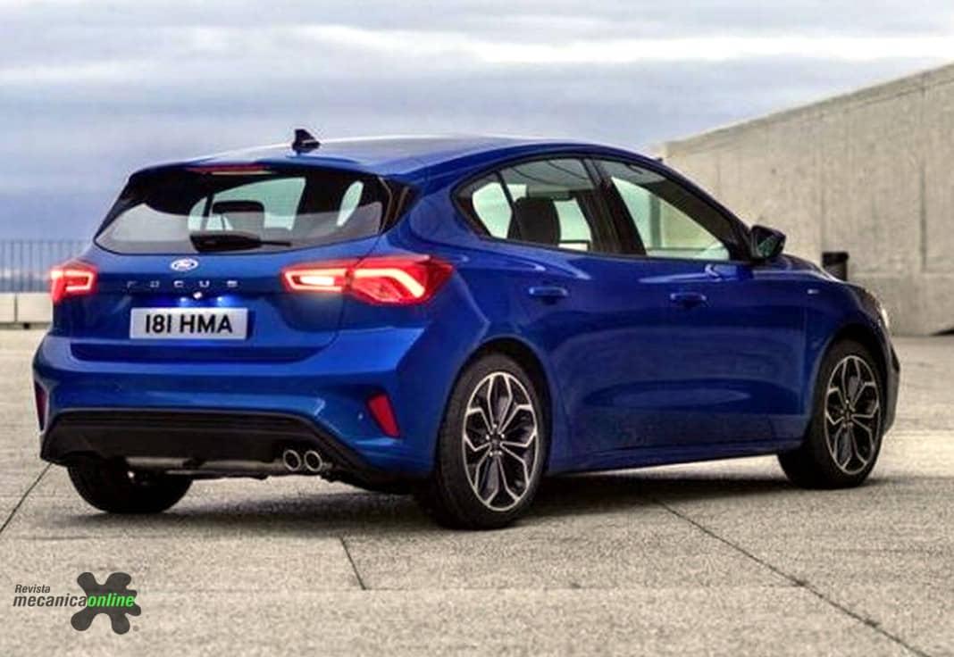 Novo Ford Focus 2018 >> Ford lança o Focus 2019 com nova proposta de preço dos modelos Hatch e Fastback | Mecânica ...