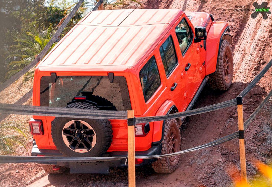 Jeep Experience Territory Leva Emocao E Aventura 4 4 Para Grande