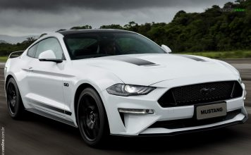 Mustang Black Shadow - Destaque