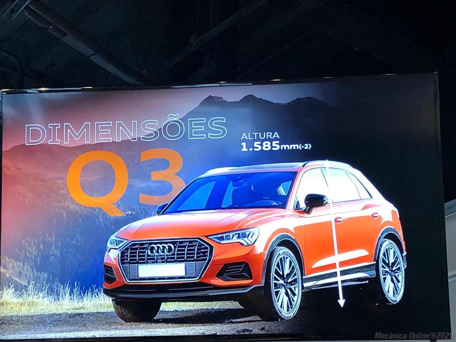 Novo Audi Q3 Desafia Segmento Confira Nossas Primeiras Impressoes Mecanica Online 20 Anos Mecanica Do Jeito Que Voce Entende