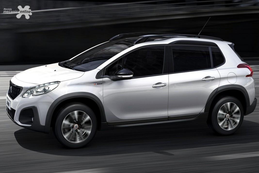 Peugeot Apresentara Durante O Rio Open Edicao Especial Do 2008 Mecanica Online 20 Anos Mecanica Do Jeito Que Voce Entende