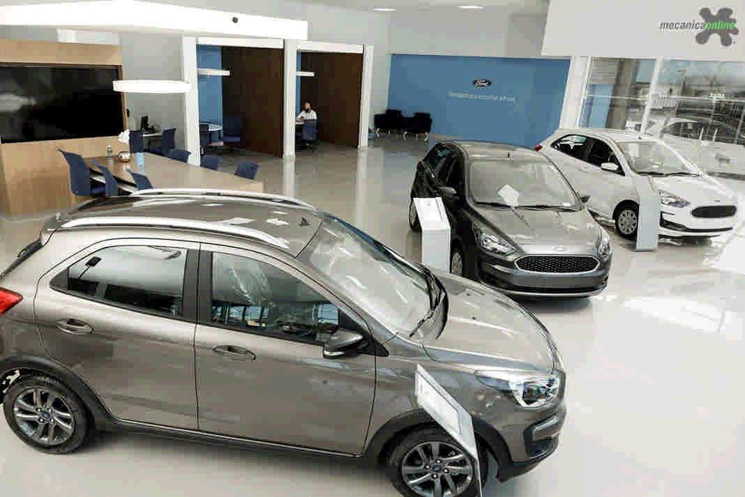Ford Inaugura A Concessionaria Studio Em Sao Paulo Mecanica