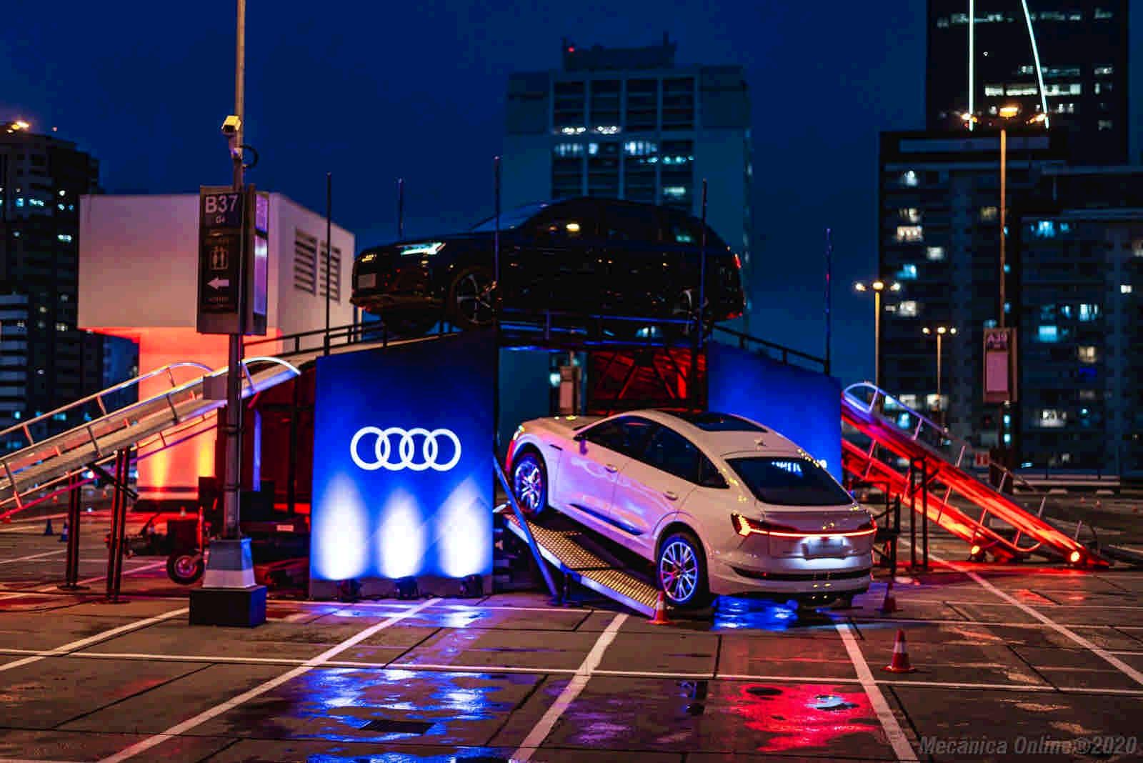Audi Do Brasil Promove Experiencia De Marca E Direcao Em Um Dos Maiores Rooftops Do Pais Mecanica Online 20 Anos Mecanica Do Jeito Que Voce Entende