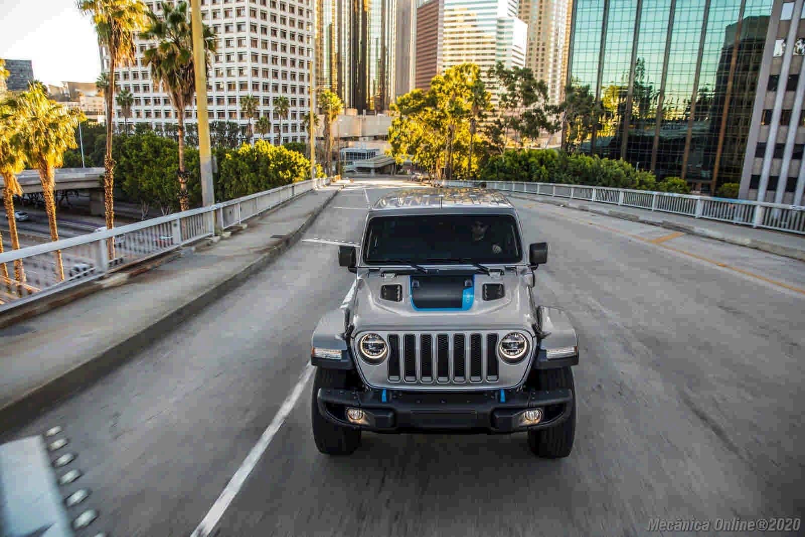 Novo Jeep Wrangler 4xe Se Junta Ao Renegade E Compass 4xe Na Linha Global De Veiculos Eletricos Da Marca Mecanica Online 20 Anos Mecanica Do Jeito Que Voce Entende