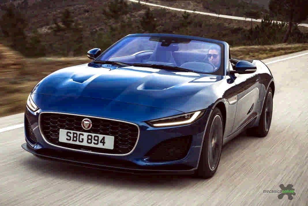 Jaguar F Type 2021 Chega Ao Brasil A Partir De R 404 166 00 Mecanica Online 20 Anos Mecanica Do Jeito Que Voce Entende