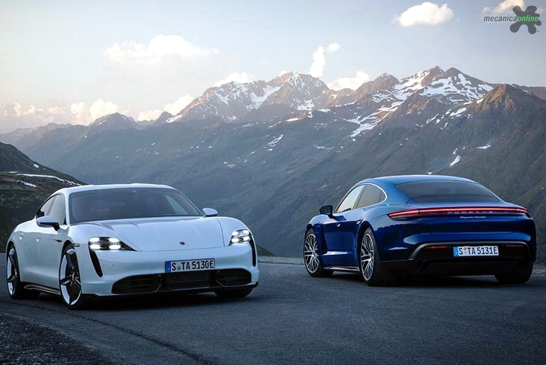Porsche Taycan Turbo S Eletrico De Tirar O Folego Mecanica Online 20 Anos Mecanica Do Jeito Que Voce Entende